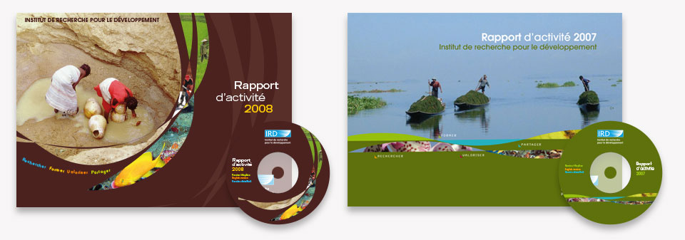 IRD-Rapports annuels