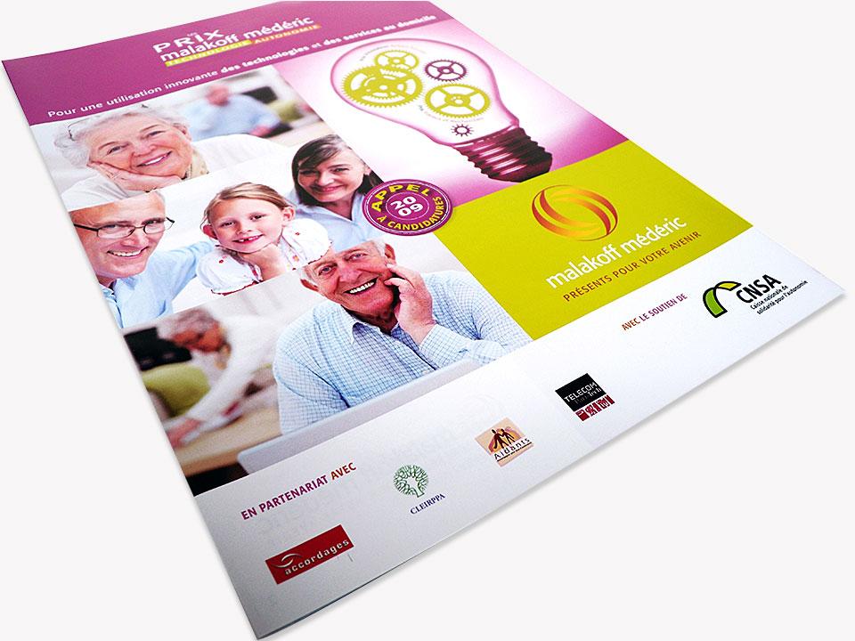 brochure Malakoff Médéric